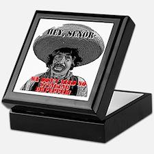 HeySenorC4-W Keepsake Box