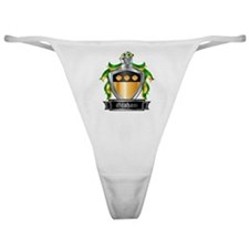 GRAHAM COAT OF ARMS Classic Thong