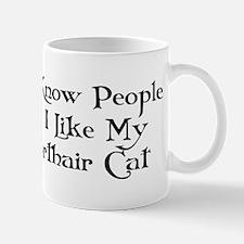 Like Shorthair Mug
