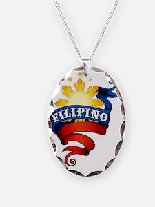 FILIPINO_KAMI_LOGO Necklace