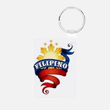 FILIPINO_KAMI_LOGO Keychains