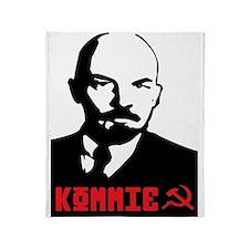 Lenin 1 Throw Blanket