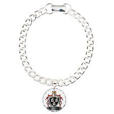 KENNEDY COAT OF ARMS Charm Bracelet, One Charm