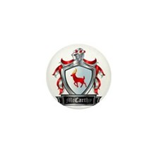 MCCARTHY COAT OF ARMS Mini Button