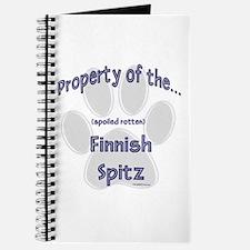 Finnish Spitz Property Journal