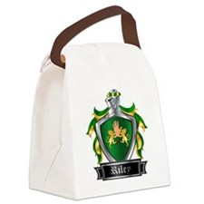RILEY COAT OF ARMS Canvas Lunch Bag