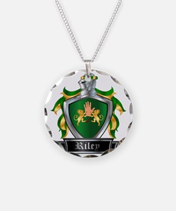 RILEY COAT OF ARMS Necklace