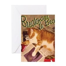 Bogienews Greeting Card