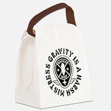 Rattleship Gravity Canvas Lunch Bag