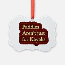 Kayaks Ornament