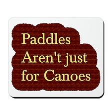 Canoes Mousepad