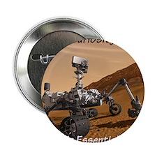 "CuriosityIsEssential 2.25"" Button"
