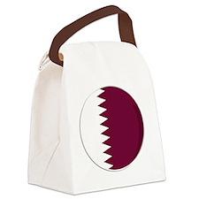 qatar Canvas Lunch Bag