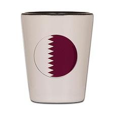 qatar Shot Glass