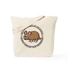 wombat3 Tote Bag