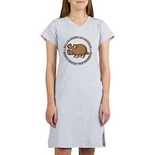 wombat3 Women's Nightshirt