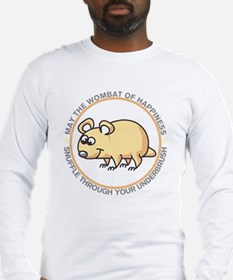 wombat2 Long Sleeve T-Shirt