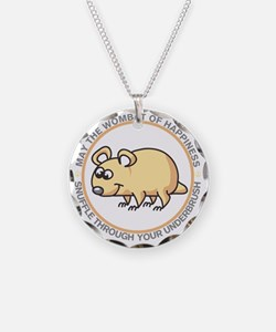 wombat2 Necklace