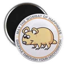 wombat2 Magnet