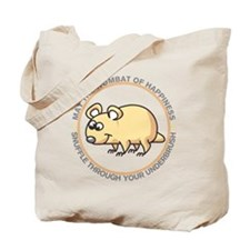 wombat2 Tote Bag