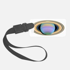 Saturns_Rings_in_Ultraviolet_Lig Luggage Tag