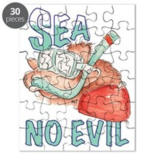 Sea No Evil Puzzle