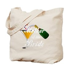 mother of bride white Tote Bag