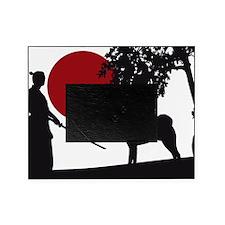 Akita Samurai Picture Frame