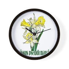 Daffodil-10 Wall Clock