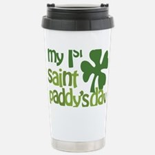 1ststpaddy Stainless Steel Travel Mug