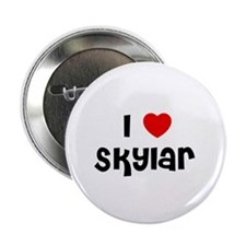 "I * Skylar 2.25"" Button (10 pack)"