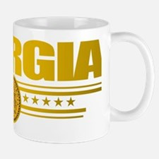 Georgia (Gold Label) pocket Mug
