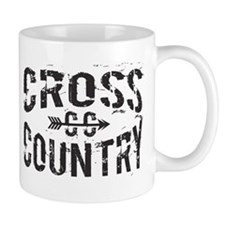 Cross Country (right) Mugs