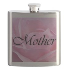 Pink Rose Mother Flask