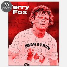 HeroTerryFox Puzzle