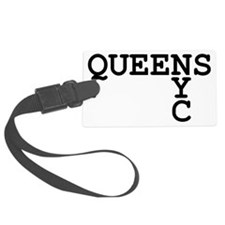 QUEENS NYC Luggage Tag