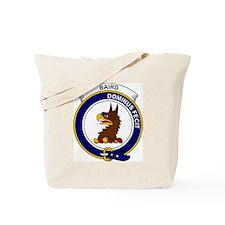 Baird Clan Badge Tote Bag
