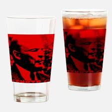 Lenin Speech Drinking Glass