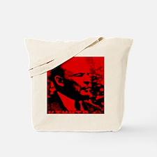 Lenin Speech Tote Bag