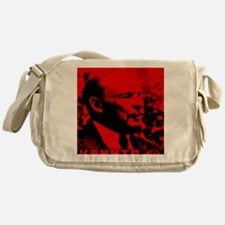 Lenin Speech Messenger Bag