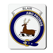 Blair Clan Badge Mousepad