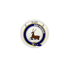 Blair Clan Badge Mini Button