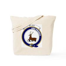 Blair Clan Badge Tote Bag
