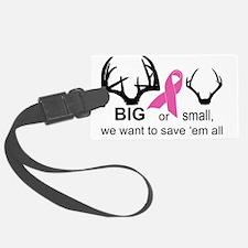BIG or small racks Luggage Tag