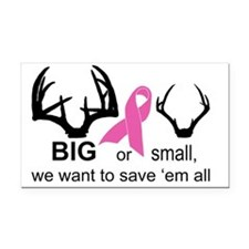 BIG or small racks Rectangle Car Magnet