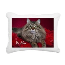 Valentines Day Card2 Rectangular Canvas Pillow
