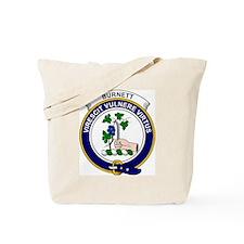 Burnett Clan Badge Tote Bag