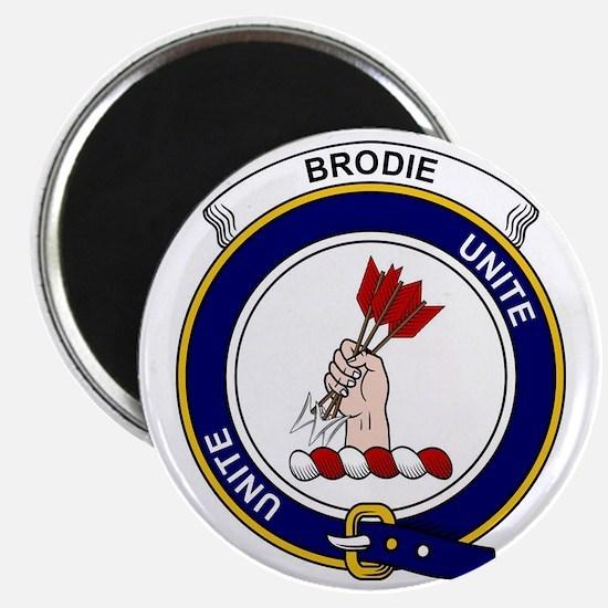 Brodie Clan Badge Magnet