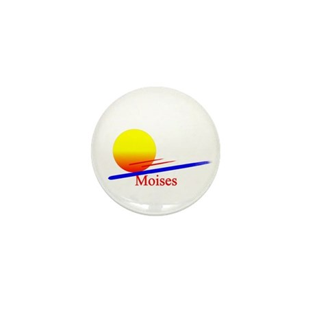 Moises Mini Button (100 pack)