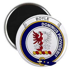 Boyle Clan Badge Magnet